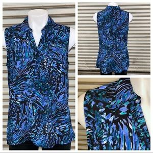 🛍️Dana Buchman top size medium beautiful